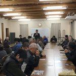 地域での県政報告会