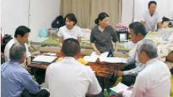 児童発達支援事業所での勉強会